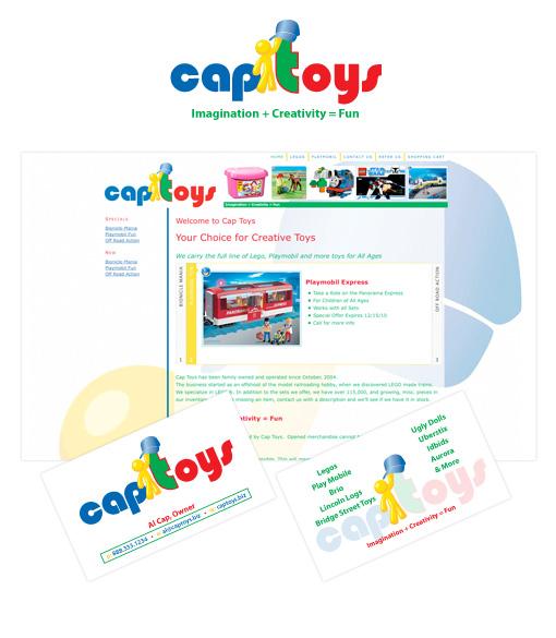Cap Toys